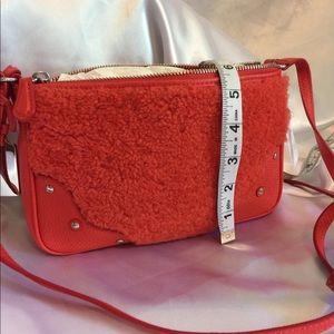 Authentic Coach Genuine Leather Handbag